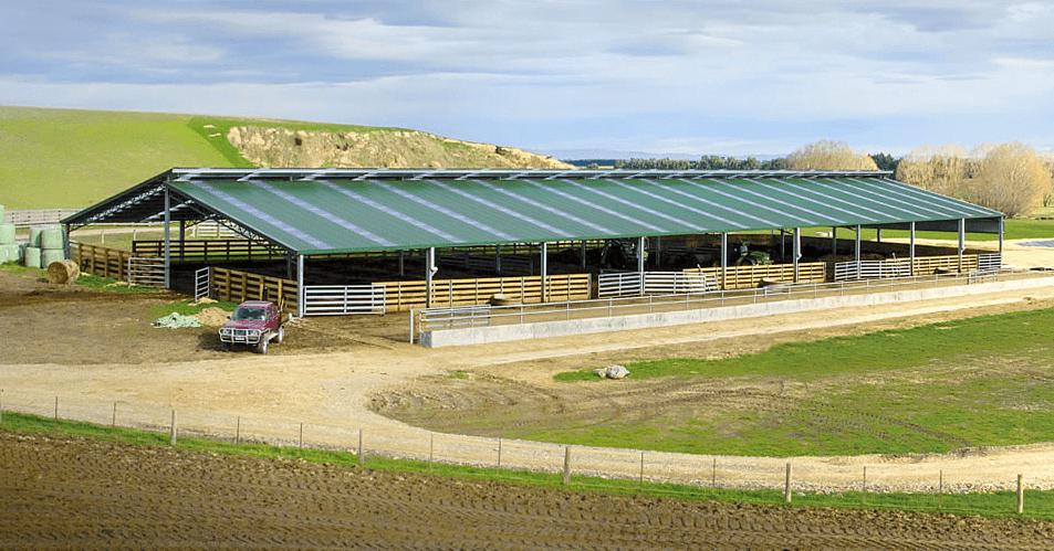 Dairy Technology » Dairy Barn